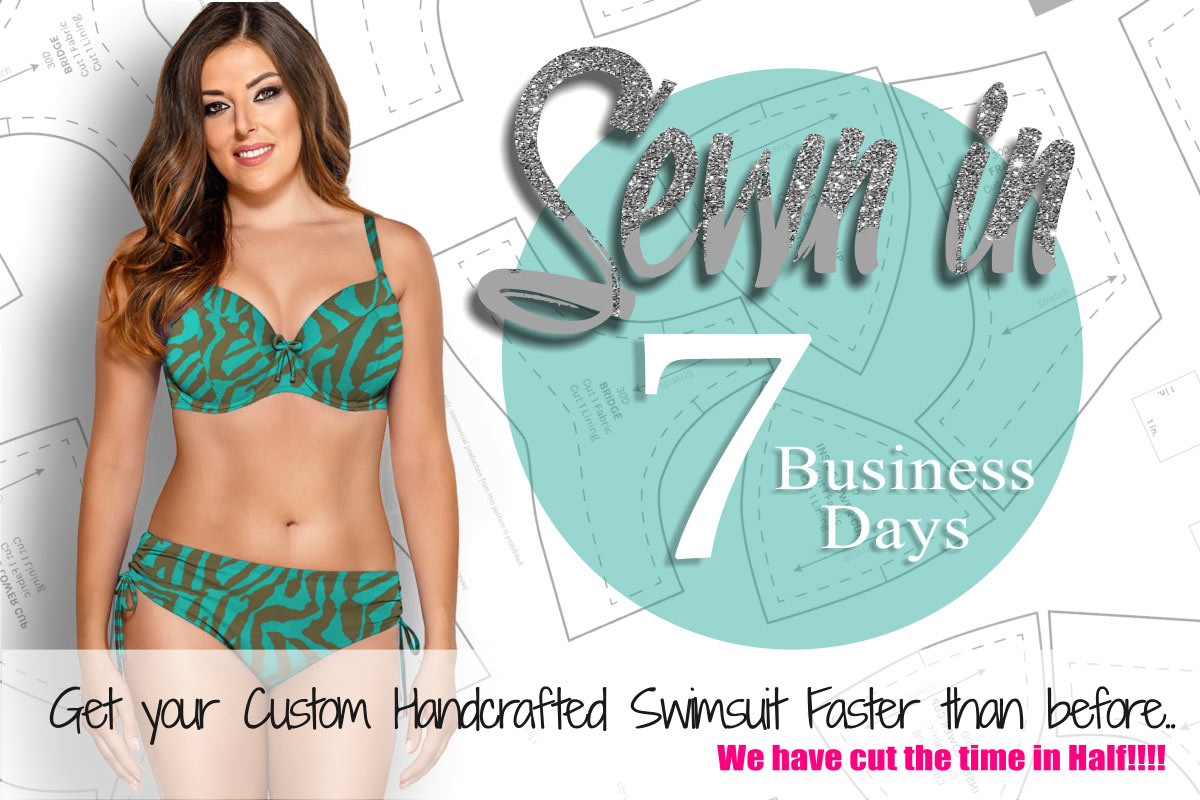 Zena Custom Swimwear Where You Become The Designer